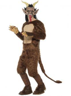 Kostým - Chlupatý čert - Krampus