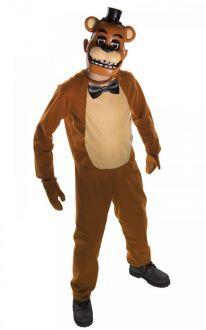 Dětský kostým - Freddy - Five nights at Freddys