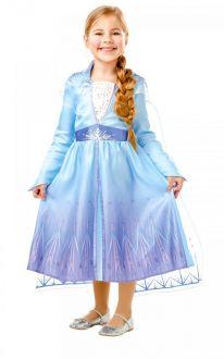 Dětský kostým - Elsa - Frozen II