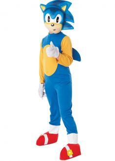 Dětský kostým - Sonic the Hedgehog