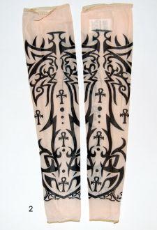 Rukávy tetování
