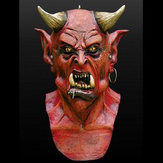 Latexová maska Pekelný Pán