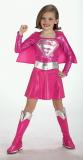 Dětský kostým Pink Supergirl