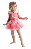Dětský kostým Šípková růženka balerína