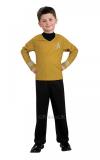 Dětský kostým Kapitán Kirk Star Trek