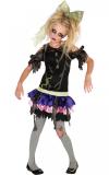 Dětský kostým Zombie Doll
