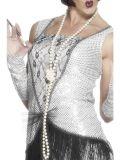 Perlový náhrdelník 180 cm