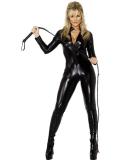 Kostým Kočičí oblek černý