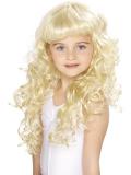 Dětská paruka Princezna blond