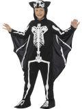 Dětský kostým Kostra netopýra