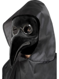 Maska - Doktor - černá