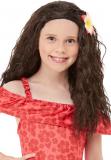 Dětská paruka Havajská princezna