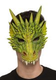 Obličejová maska Drak