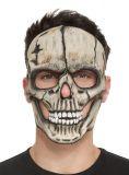 Obličejová maska - Lebka