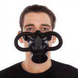 Maska Steampunk plynová