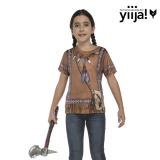 Dětské tričko 3D Indiánka