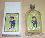 Skleněná placačka Policejní kapky