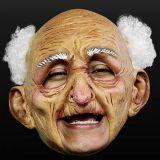 Maska starý muž bez pusy