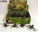 Hmyz - čtyři druhy