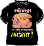 Tričko - Nejsem tlustý