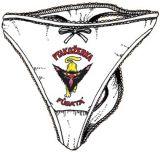 Kalhotky - Ptákožerka fůsatá