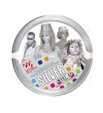 Make-up - stříbrný 25 g