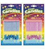 Magické svíčky - 16ks