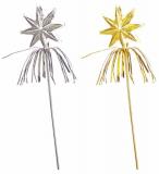 Hůlka - hvězdička