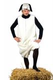 Kostým - Ovečka