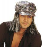 Čepice - s vlasy