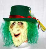 Maska - Vodník s vlasy