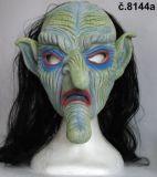 Maska - Vrásčitý muž s vlasy