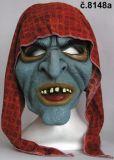 Maska - Babička s šátkem