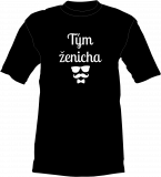 Tričko - Tým ženicha