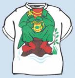 Tričko - Vodník