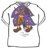 Tričko - Čarodějka