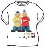 Tričko - Pat a Mat