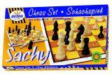 Hra Šachy KLASIK dřevěné