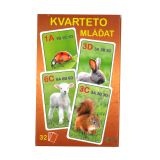 karty kvarteto Mláďata
