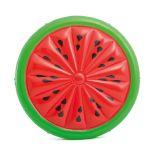 Nafukovací lehátko meloun pro 2 osoby 183 x 23 cm