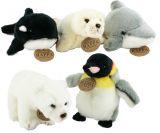 Plyšový mix Antarktida 5 druhů