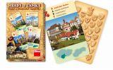 karty kvarteto hrady a zámky
