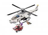 Stavebnice Qman Thunder Mission 3211 Útočný vrtulník