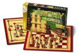 hra Šachy, dáma a mlýn