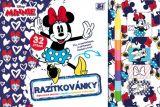 Omalovánka - Razítkovánky Minnie