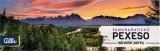 ALBI Panoramatické pexeso - Národní parky