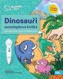 KČ Samolepková knížka Dinosauři