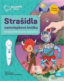 KČ Samolepková knížka Strašidla