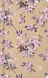 ALBI Kapesní diář - Třešňový květ