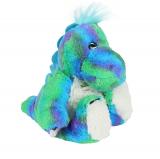 ALBI Hřejivý duhový dinosaurus